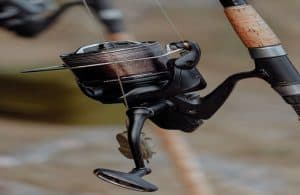 put fishing line on a closed face reel